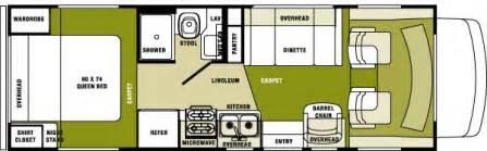 home plans design motor home floor plans