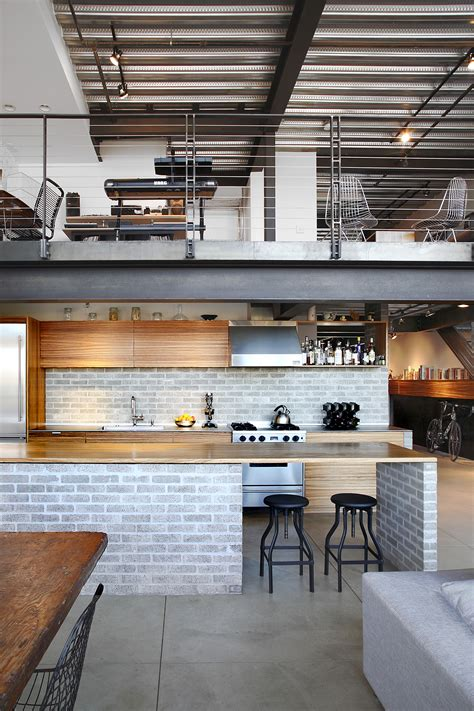 Industrial Loft by SHED Architecture & Design   Wowow Home Magazine