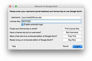 Google Earth Pro License – College of Design Information ...