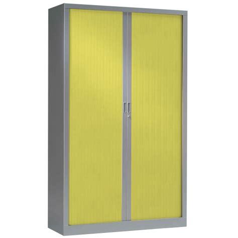 armoire métallique à rideaux gc lemondedubureau