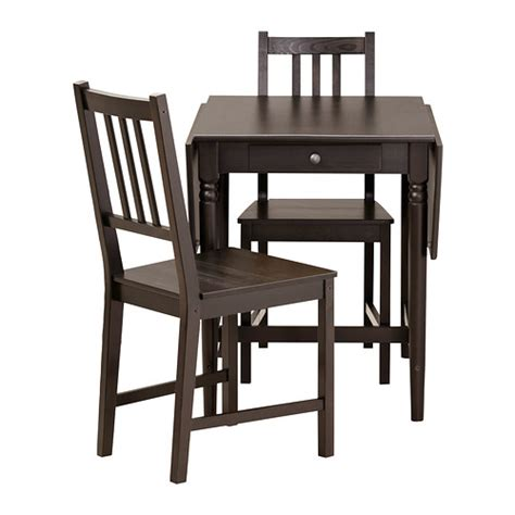 Ikea Kitchen Table And 2 Chairs by Ingatorp Stefan Table And 2 Chairs Ikea