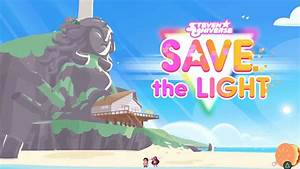 Steven Universe Save The Light Comic Con Official