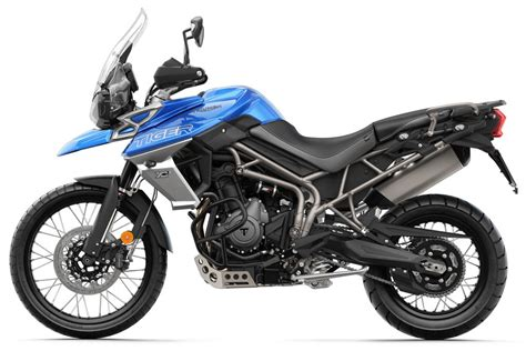 Triumph Tiger 800 Picture by Triumph Announces Major Updates To Tiger 800 Xc And Xr