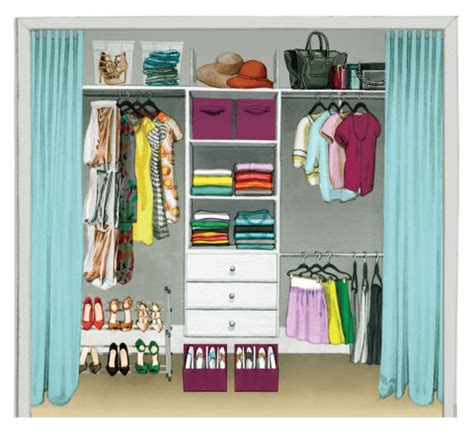 How To Make From Your Closet by Organizing Tips How To Make More Room In Your Closet