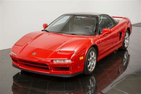 one owner 1994 acura nsx coupe only 25 000 original miles