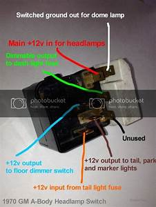 Helpful Headlight Switch Info