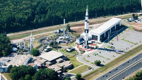 The New Age Of Aerospace Is In Huntsville, Alabama