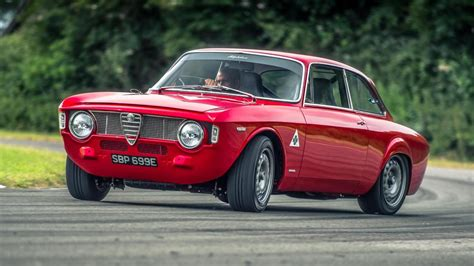 Ten Gorgeous Classic Cars With Modern Hearts
