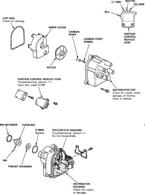 external igniter control module    honda accord se located   engine
