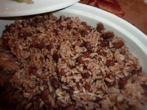rice and beans rice and red beans quot deja vu quot cook