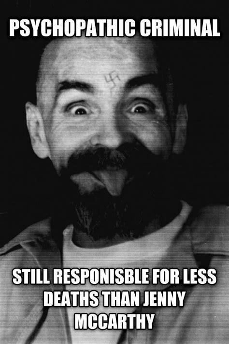 Charles Manson Meme - livememe com good guy charles manson