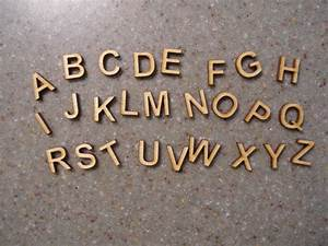 laser cut letters or numbers for crafts from With laser cut letters and numbers