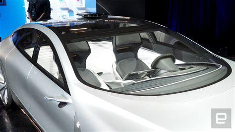 Leeco Unveils Lesee Pro Autonomous Car In The Us World