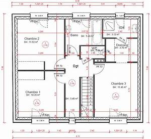 suite parentale avec salle de bain et dressing dootdadoo With plan de suite parentale dressing et salle de bain