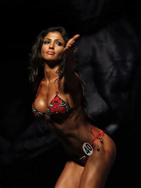 foto donne  bodybuilding ci vuole  fisico bestiale