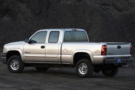2001 2006 Chevrolet Silverado 2500 HD Used Truck Review