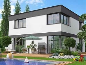 Fertighaus Flachdach Modern : vario haus vision gibtdemlebeneinzuhause einfamilienhaus fertighaus fertigteilhaus ~ Sanjose-hotels-ca.com Haus und Dekorationen