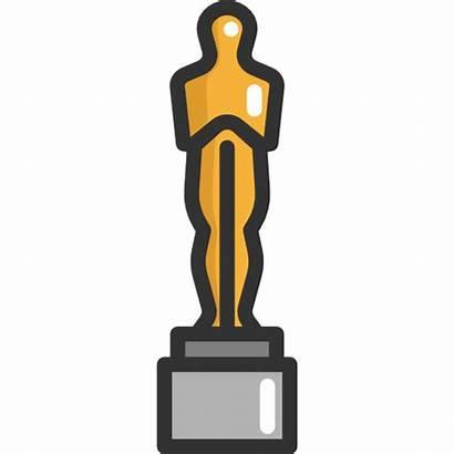 Oscar Trophy Academy Awards Clipart Award Statue