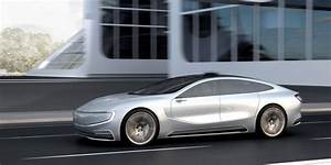 Electrocar Leeco Lesee Pro - Chinese Answer Tesla