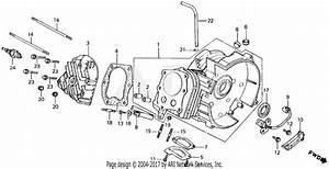 Honda Em500 A Generator  Jpn  Vin  Em500