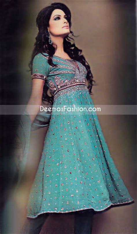 pakitani ladies fashion turquoise green magenta aline