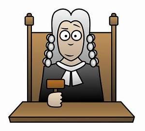 Cartoon Judge - Cliparts.co