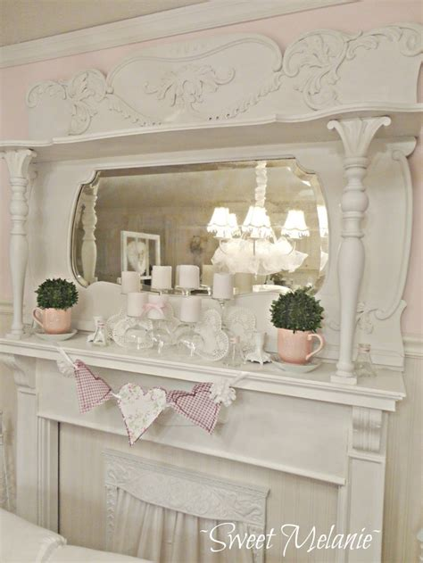 shabby chic mantels 1000 images about fireplace mantels on pinterest
