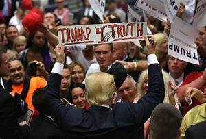 Why Donald Trump supporters mistrust the media - Chicago ...