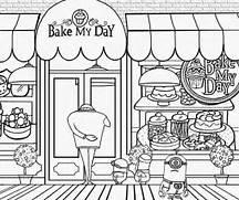 Cake shop clipart - Cl...