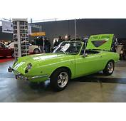 Fiat 850 Sport Spider  Cars Pinterest Voitures Vertes