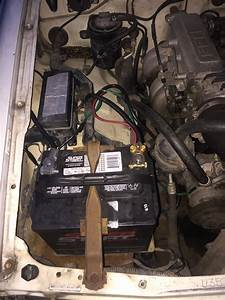 Electrical Help 1989 Toyota Truck 22re
