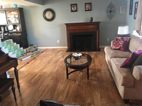 10mm pad Madison River Elm Laminate   Dream Home   Lumber