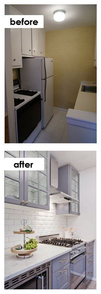 kitchen makeovers on a budget before and after tiny apartment kitchen remodel ideas before and after Kitchen Makeovers On A Budget Before And After