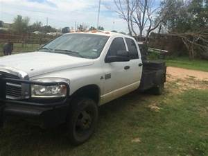 Sell Used 2008 Dodge Ram 3500 SLT Extended Crew Cab Pickup