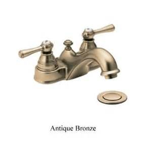 moen 6101 kingsley 2 handle bathroom faucet with drain assembly 6101