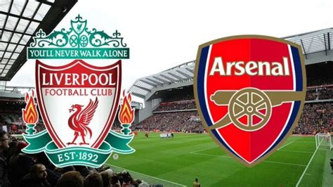 Liverpool vs Arsenal: Livescore from Carabao Cup Round of ...