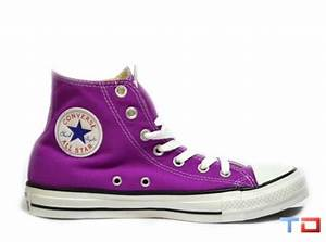 CONVERSE ALL STAR HIGH TOPS PURPLE CACTUS