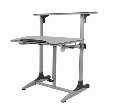 Taskmaster Desk Stand Sit Adjustable Tilt Desks