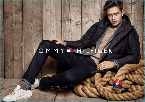tommy hilfiger 2016 fall winter caign