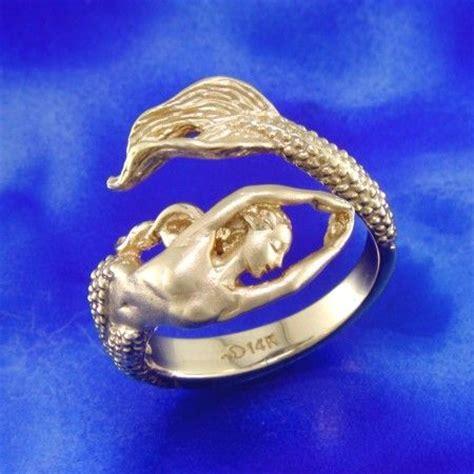 beautiful bijoux and mermaid ring on pinterest