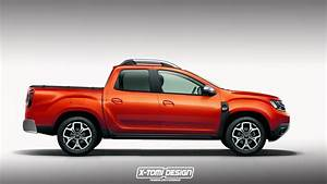 Dacia Pick Up : 2017 dacia duster pickup rendering looks like the small truck you always wanted autoevolution ~ Gottalentnigeria.com Avis de Voitures