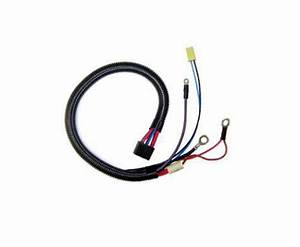 C3 Engine  Starter Extension Wiring Harness