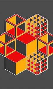 3D Cube Tessellation on Behance