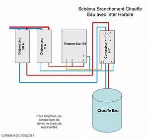 Chauffe Eau 380v : conseils lectricit comment installer programmateur ~ Edinachiropracticcenter.com Idées de Décoration