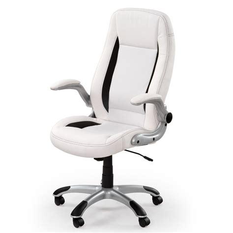 fauteuil de bureau blanc pas cher le monde de l 233 a
