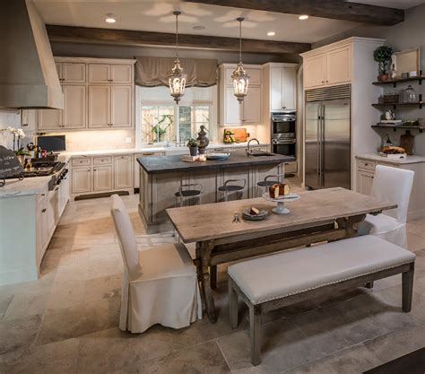 Rustic French Interiors  Home Bunch Interior Design Ideas