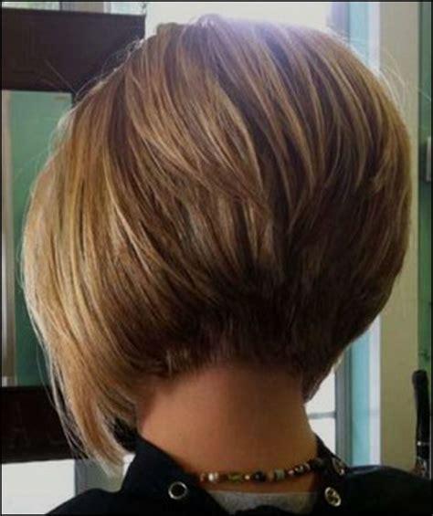 trendy kurze bob frisuren  hinterkopf bob frisuren