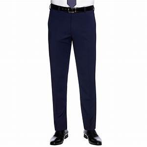 Pantalon A Pince Homme : pantalon de costume homme coupe slim sans pinces 2 ~ Melissatoandfro.com Idées de Décoration