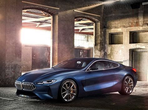 2019 8 series bmw 2019 bmw 8 series concept rendered coupe news reviews