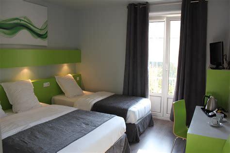 chambre verte chambre grise et verte
